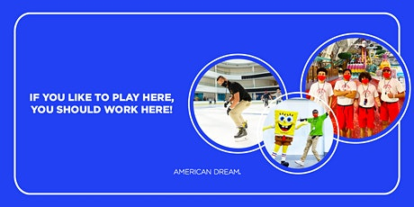 American Dream Hiring Event - July 15 tickets