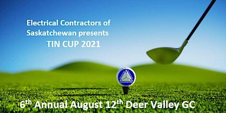 ECAS Tin Cup 2021 tickets