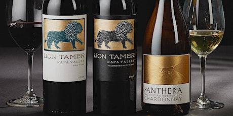 VIRTUAL Tasting - Hess Lions Head Wine tickets