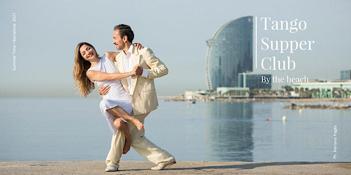 Tango Supper Club By the beach image