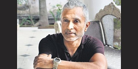 An Audience with Ashok Ferrey tickets