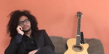 A música de Daniel Santiago Barroso ingressos