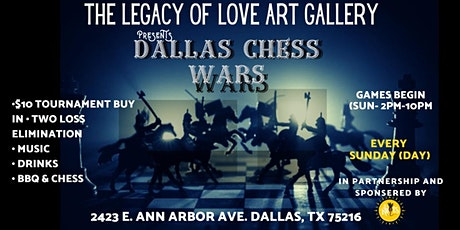 Dallas Chess Wars tickets