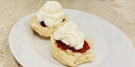 Learn How to make Australian Scones tickets