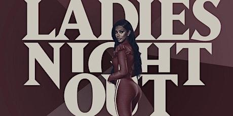 "Ladies fr33 all night  ""Ladies night out"" (reggae-soca-hiphop-afrobeats) tickets"