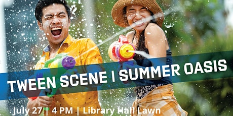 Tween Scene: Summer Oasis tickets