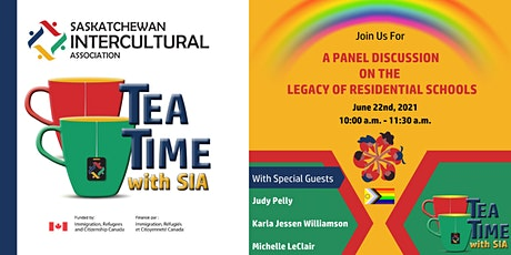 The Legacy of the Residential Schools ~ A Panel Discussion tickets