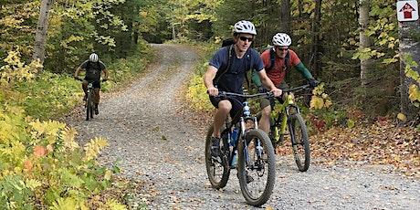 Group Mountain Bike Ride tickets