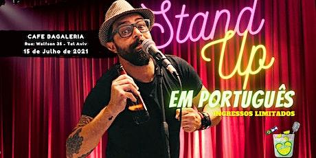 Caipirinha de Arak - Especial de Julho Stand Up tickets