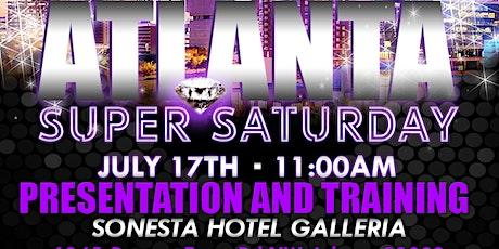 THE TAVA ATLANTA EVENT Training and Presentation tickets