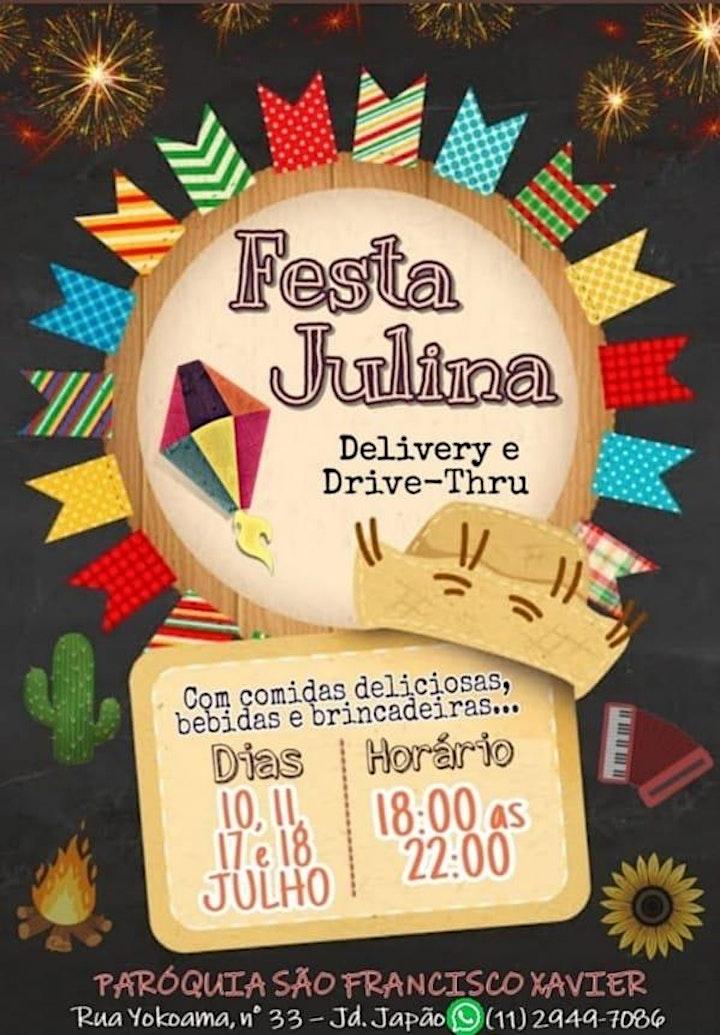 Imagem do evento Festa Julina Paróquia São Francisco Xavier