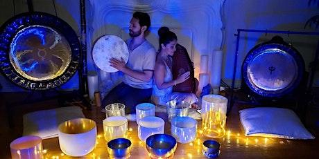 Celestial Full Moon Eclipse Sound Healing Journey tickets