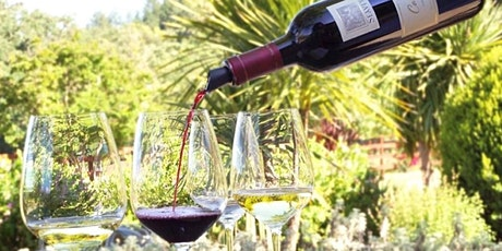 August 7th - Seavey Vineyard Wine Tasting and Food Pairing Event tickets