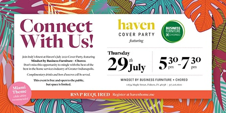 Haven Cover Party Featuring Mindset - Business Furniture tickets
