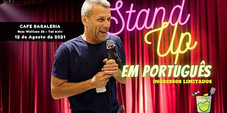 Caipirinha de Arak - Especial de Agosto Stand Up tickets