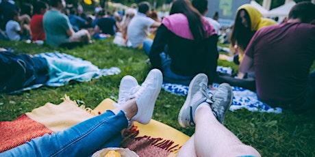Cinéma en plein air - Parcours Gouin tickets