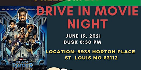 Juneteenth Drive In Movie Night tickets