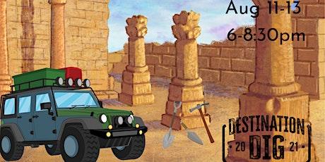 Kidventure Week tickets