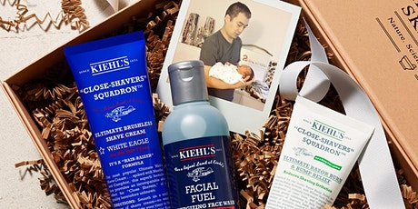 Kiehl's Father's Day Gifting Workshop tickets