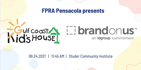 Let's talk Brand on Us with Gulf Coast Kid's House and idgroup tickets