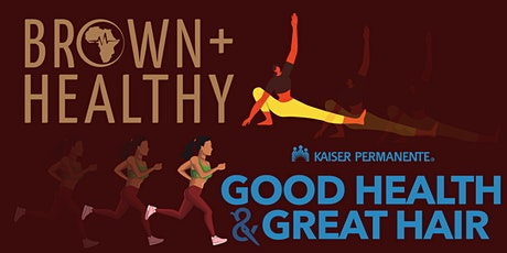 Fun Free Fitness w/ Brown and Healthy tickets