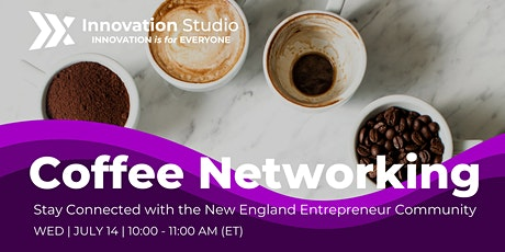 In-Person Coffee Networking with Boston Entrepreneurs tickets
