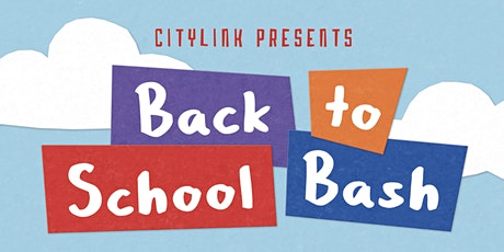 Back to School Bash 2021 tickets