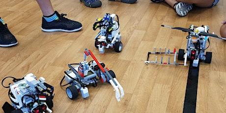 Mindstorms Robotics Introduction! tickets