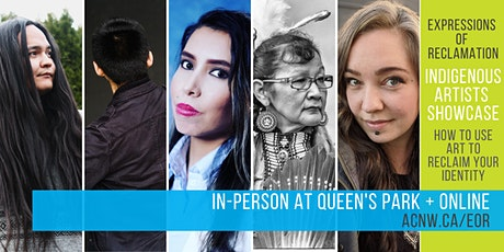 Expressions of Reclamation: Indigenous Artists Talks Series tickets