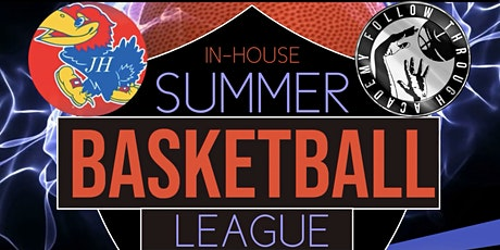 Youth Summer Basketball League tickets