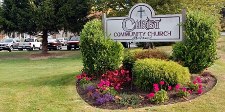 Christ Community Church Worship Service tickets