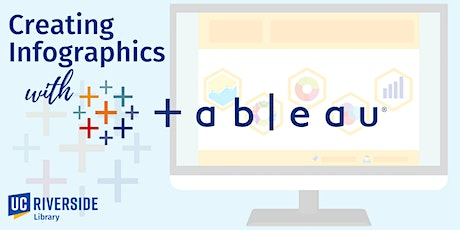 Creating Infographics with Tableau tickets