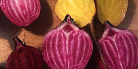 Seed Webinar Series: Beets   Semences & variétés adaptées : Les betteraves tickets