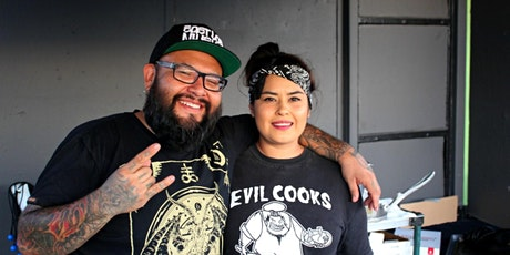 José Pop Up Guest Chef Series - Evil Cooks are Back! tickets