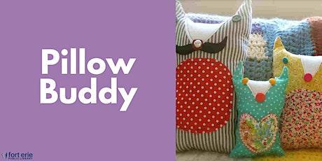 Tween/Teen Craft Kit - Pillow Buddy tickets