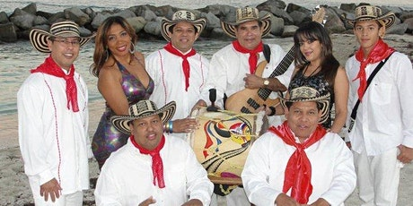 Afro-Colombian Grupo Barrio Abajo at The Yard tickets