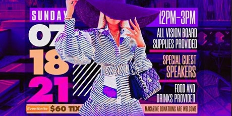 A BO$$ BRUNCH A VISION BOARD NETWORKING EVENT tickets