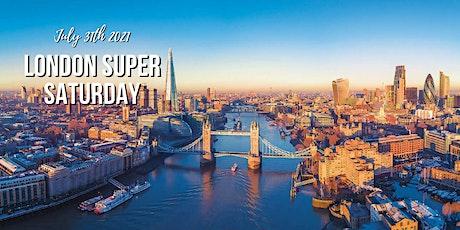 PlanNet Marketing UK London Super Saturday tickets