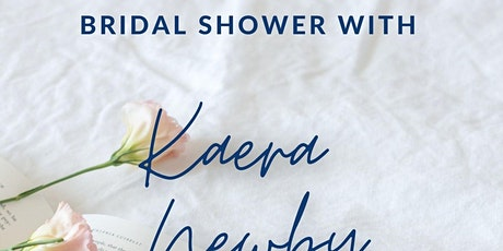 Kaera's Bridal Shower Party tickets