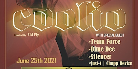 COOLIO W/SPECIAL GUEST tickets