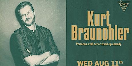 Kurt Braunohler! tickets