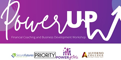 Power Up! Financial Coaching and Business Workshop tickets