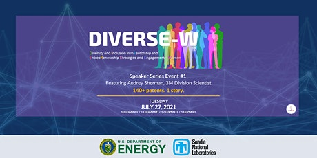 DIVERSE-W Speaker Series - Fireside Chat with Audrey Sherman tickets