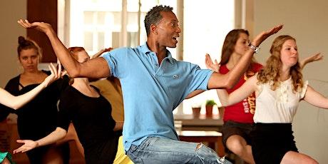 Zweitägiges Tanztraining für Schauspiel & Gesang (Einsteiger:innen) Tickets
