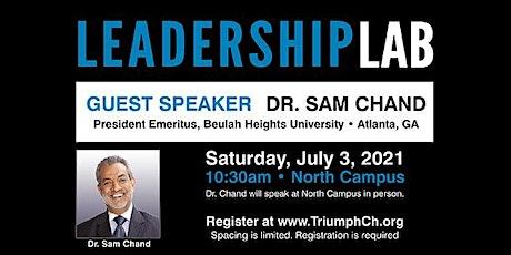 TRIUMPH CHURCH'S LEADERSHIP LAB  (JULY 3rd) tickets