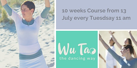 DANCE Therapy 10 weeks BEGINNERS Course tickets