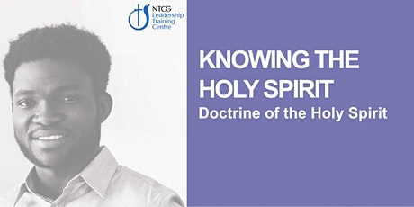 NTCG- Knowing the Holy Spirit tickets