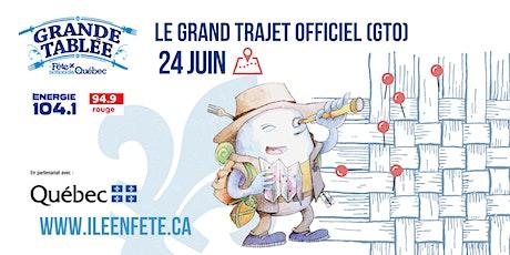 Le Grand Trajet Officiel de la Saint-Jean-Baptiste (GTO) tickets