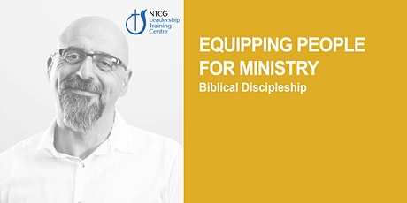 NTCG - Equipping People for Ministry tickets