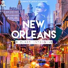 New Orleans 3 Class Intensive | Beginners tickets